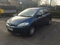 ***SOLD!*** MAZDA 5 TS - 2005 1.8L Petrol - 7 Seater With Tinted Windows (Have a Look!)