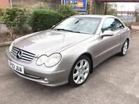 Stunning 2003 53 Mercedes Clk 270CDI Elegance Auto **Only 85000+Full History+Every Extra!**