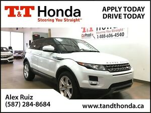 2013 Land Rover Range Rover Evoque *LOWEST PRICE IN CALGARY*
