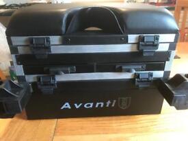 Brand new Avanti seat box