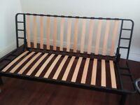 Futon frame / bed-settee frame