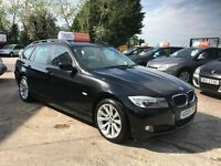 Late 2009 BMW 320D Diesel 3 Series Touring **FINANCE AND WARRANTY** (a4,passat,c220)