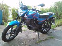 Keeway RK 125cc