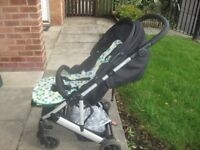 nice clean mamas & papas puchchair for sale