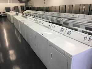 ECONOPLUS LIQUIDATION SALE ON A  SELECTION OF WASHER  DRYER SETS  FROM  399.99 $ TX INCL