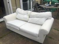 Sofa bed Sofa. 2 x armchairs FREE