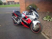 2003 CBR600 F-3 PGM(Fuel Injected).New tyres,Oxford Heated Grips. FSH-see Photo