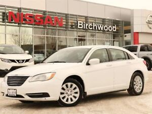 2011 Chrysler 200 LX Local Trade , Great Value!