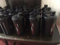 job Lot of 30 Proworkout 700ml Shaker Bottles New RRP £7 Each