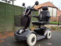TGA MYSTERE MOBILITY SCOOTER/DISABILITY SCOOTER 8 MPH HEAVY DUTY.CAN DELIVER