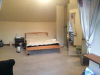Large double room in Snienton