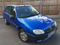 Citroen Saxo 1.4i AUTOMATIC - Very Low Mileage - 12 Months MOT - Great Value!