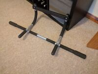 Pull Up Bar and Portable Gym System, Original