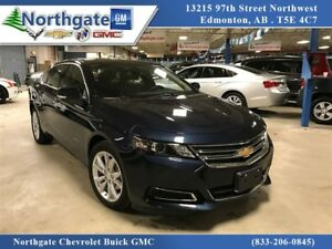 2017 Chevrolet Impala LT Great Options Very Low KM