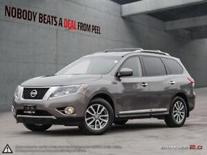 2014 Nissan Pathfinder SL*Leather*Camera*NAV*NO Accidents*Ultra