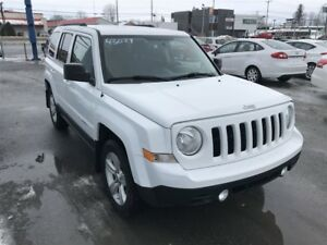 2012 Jeep Patriot 4WD 4dr Sport NORTH EDITION AWD AC MAGS