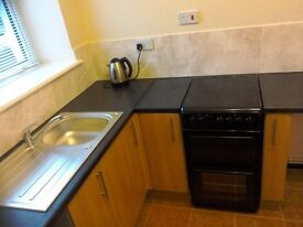 1 bed flat Abertillery Gwent