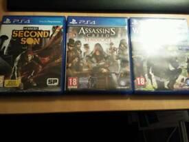 PS4 Games Bundle Cheap