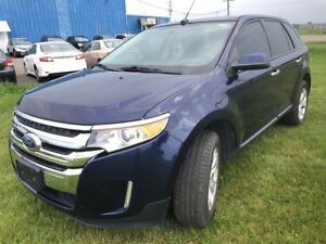 2011 Ford Edge SEL, Navigation, Lether, Roof, Sync