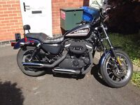 HARLEY-DAVIDSON XL Sportster 1200R STAGE 2 TUNED! 87 BHP Low milage, 12 months MOT, O.N.O.