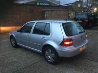 2001 VW GOLF GTI 2.0. Excellent runner long mot only 550