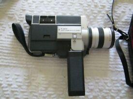 CANON 814 E Super 8 cine camera