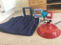 Boys bedroom items