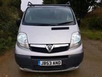 Vauxhall Vivaro Crew Cab 2.5 Auto