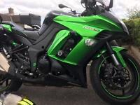 Kawasaki z1000sx 2015 abs tourer