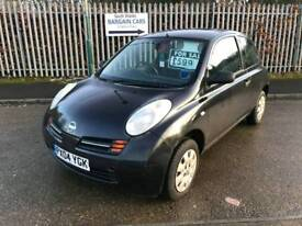 2004 04 nissan micra drives great
