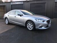 Mazda 6 SE-L NAV DIESEL ONLY £20 tax!