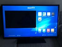 "40"" BUSH SMART WIFI FULL HD 1080P LED TV"