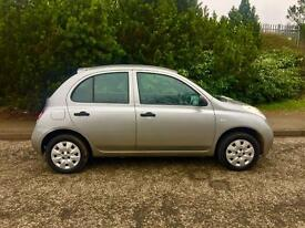 Nissan Micra 1.2, 11 Months MOT, IMMACULATE Inside & Out