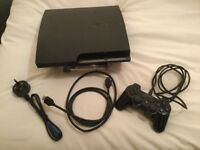 PS3 Console+ 15 Games