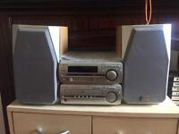 Sharp hifi CD player