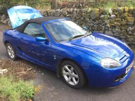MG TF for breaking (spares or repair)