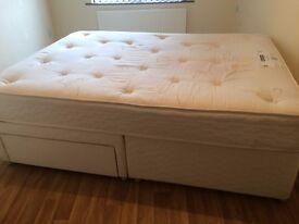 sleepmasters kingsize bed