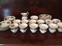 Royal Albert Berkeley 38 piece Tea Set