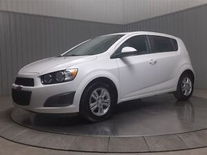2012 Chevrolet Sonic HATCH MAGS