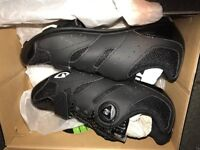 Giro Ladies Black Road Bike Shoes size 6 (BNIB)