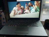 APPLE MACBOOK PRO INTEL CORE 2 DUO 2GB RAM 100GB HDD WIFI WEBCAM OS X