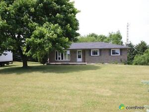 $393,000 - Country home for sale in Simcoe
