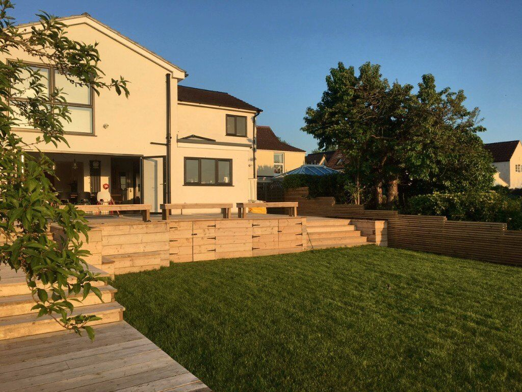 Garden Design and Build Services