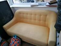 2 two seater sofas for free