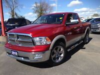 2010 Dodge Ram 1500 LARAMIE***LEATHER***BLUETOOTH***