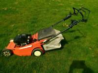 Commercial mower alloy deck ole mac Kawasaki engine