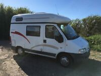 romahome dimension citroen relay camper/motorhome