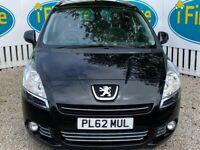 Peugeot 5008 1.6 HDi Allure, 2012, Manual - £45 PER WEEK - CAR IS £6495