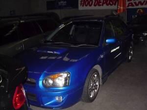 2003 Subaru Impreza Hatchback Somerton Hume Area Preview