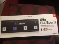 iRig BlueBoard - hardly used, in box - COLLECTION ONLY